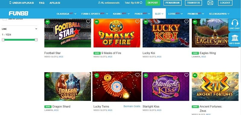 Microgaming Indonesia Review