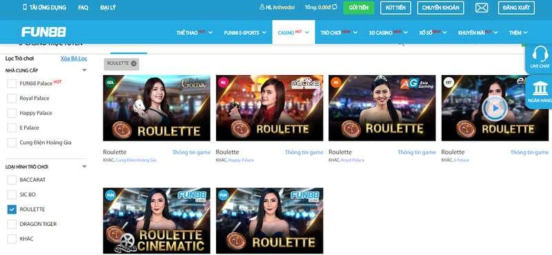 Tips Sukses Bermain Game Roulette