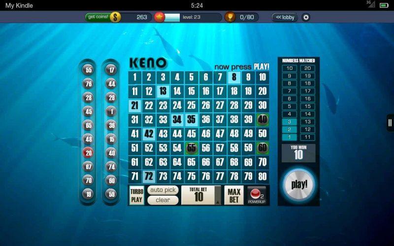 Buatlah Keputusan Yang Tepat Saat Bermain Keno Online