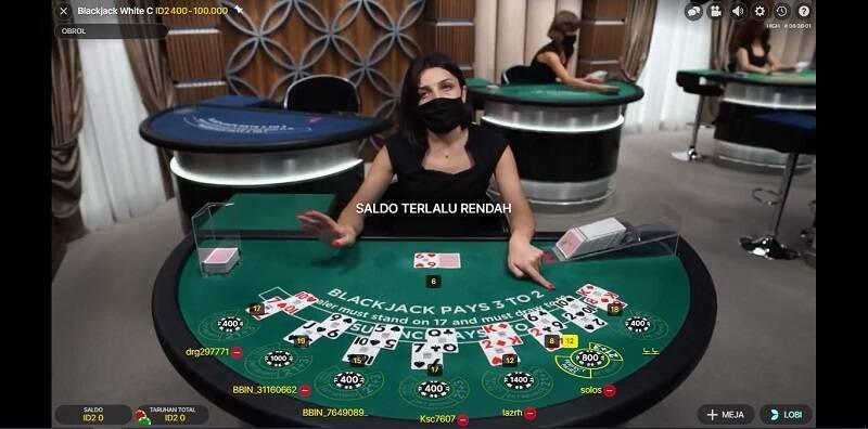 Saran Terbaik Bagaimana Cara Bermain Blackjack Fun88
