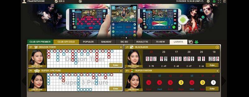 Blackjack Online dalam Casino Fun88