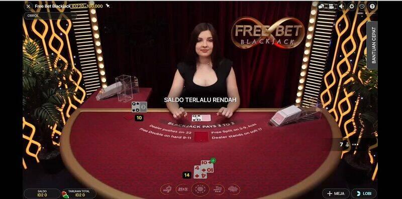Memulai Bermain Blackjack Casino Fun88