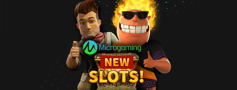 Peluang Menang Tinggi Microgaming Slot Games di Fun88 - Pilih Slot dari Microgaming